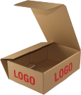 0421 Fold Box mit Design